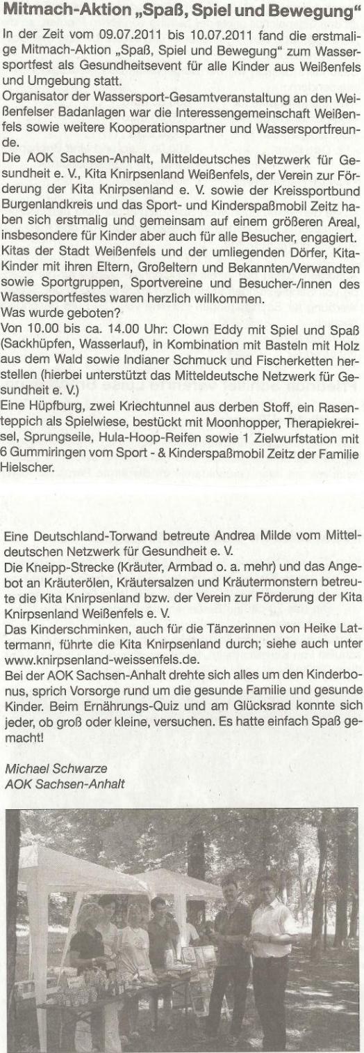 Amtsblatt 22.07.2011