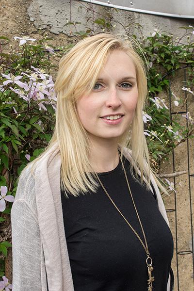 Liz Krüger - Vorsitzende